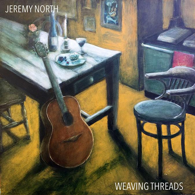 Jeremy North – Weaving Threads