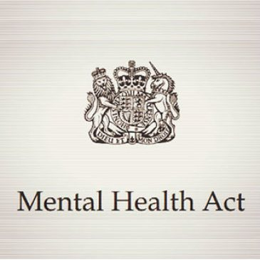 Our Response to the Mental Health Act Reforms